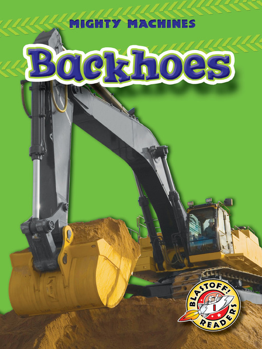 Title details for Backhoes by Ray McClellan - Available
