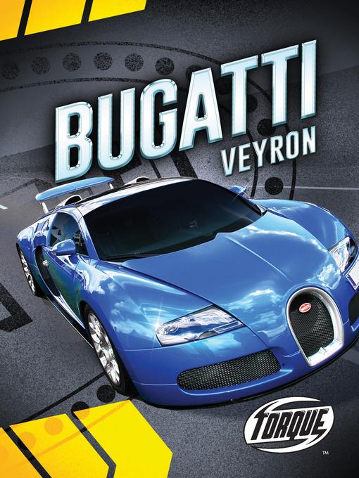 Bugatti Veyron Ok Virtual Library Overdrive