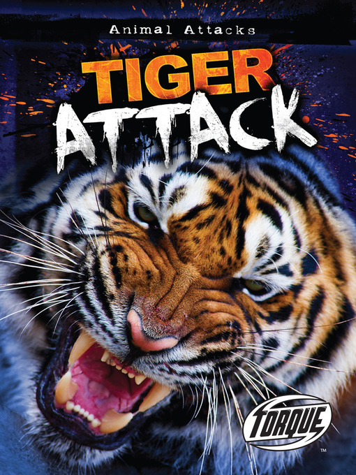 Cover image for book: Tiger Attack