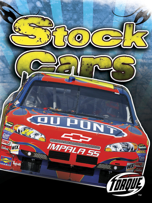 Title details for Stock Cars by Jack David - Available