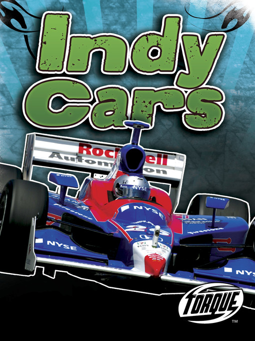 Title details for Indy Cars by Jack David - Available