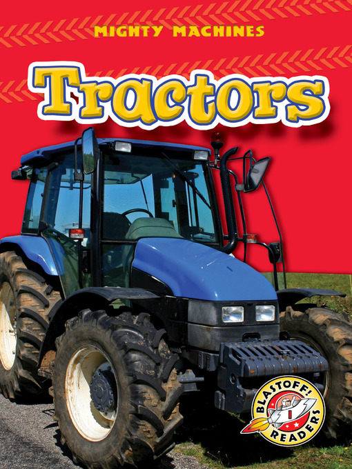 Title details for Tractors by Mary Lindeen - Available
