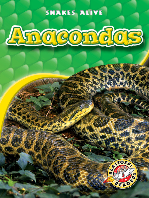 Title details for Anacondas by Colleen Sexton - Available