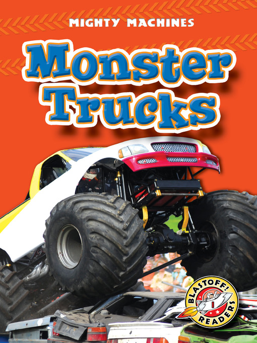 Title details for Monster Trucks by Kay Manolis - Available