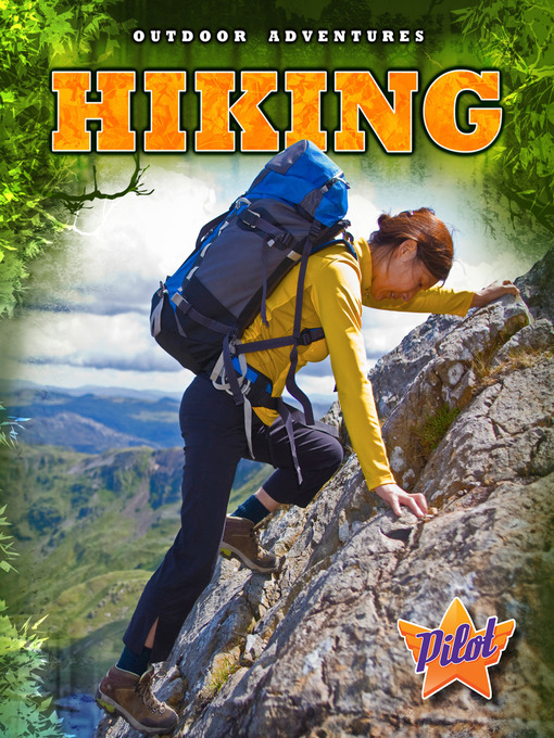 Cover image for Hiking