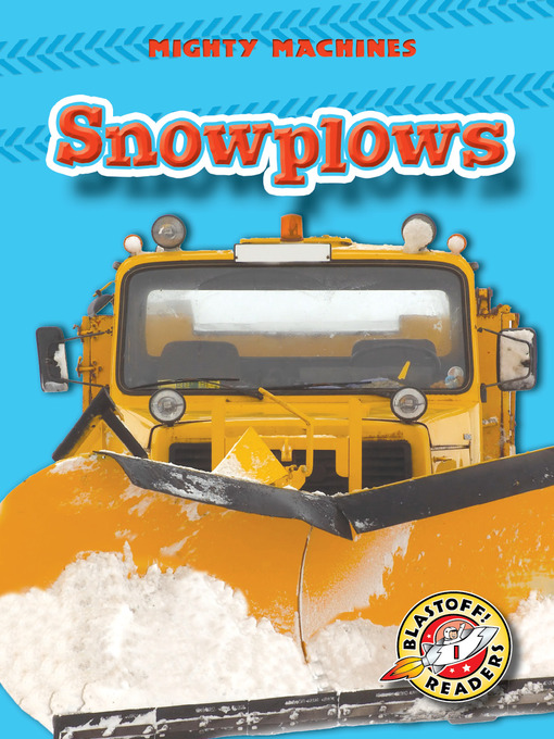Title details for Snowplows by Mary Lindeen - Available