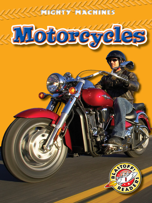 Title details for Motorcycles by Derek Zobel - Available