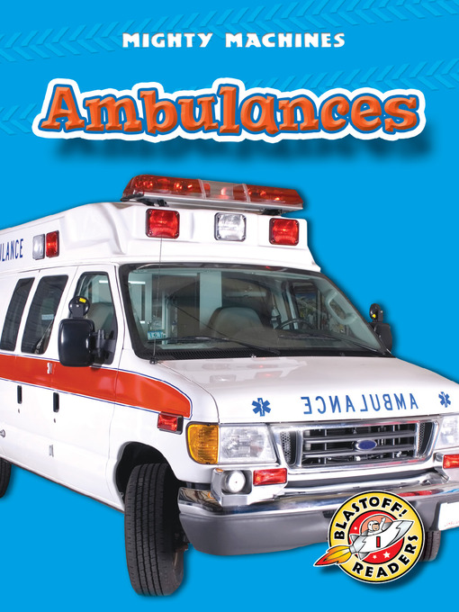 Title details for Ambulances by Kay Manolis - Available