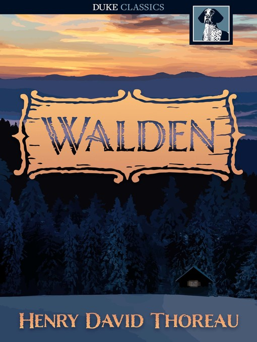 Title details for Walden by Henry David Thoreau - Available