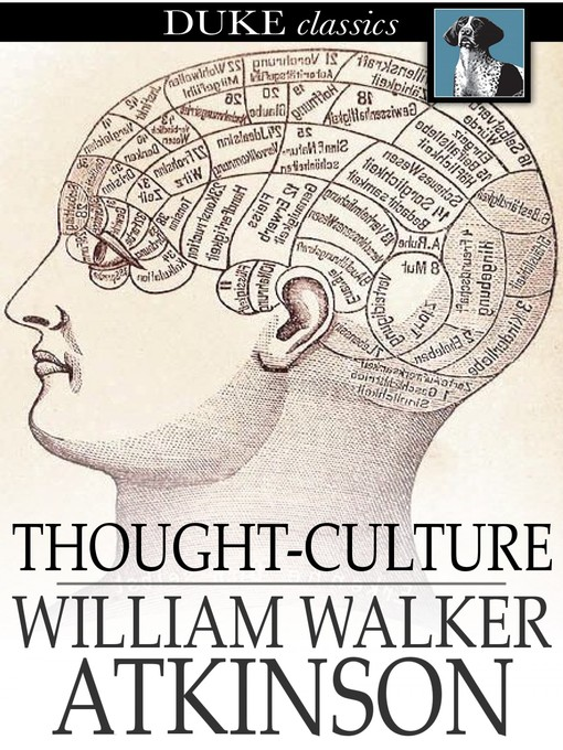 Cover of Thought-Culture
