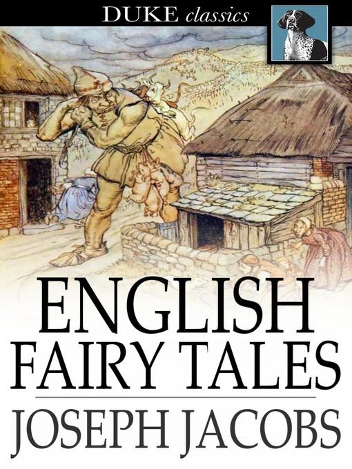 Title details for English Fairy Tales by Joseph Jacobs - Wait list