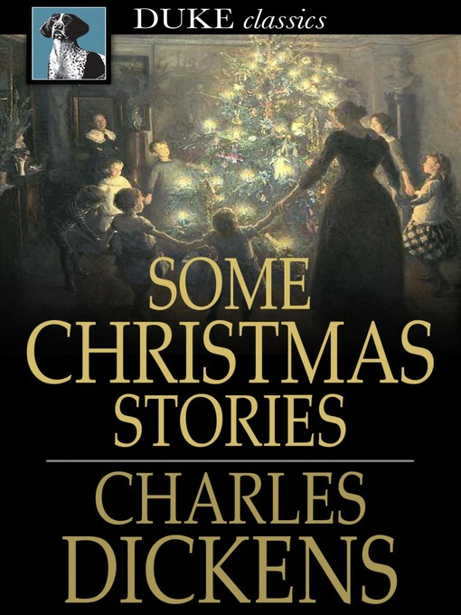 Cover image for Some Christmas Stories