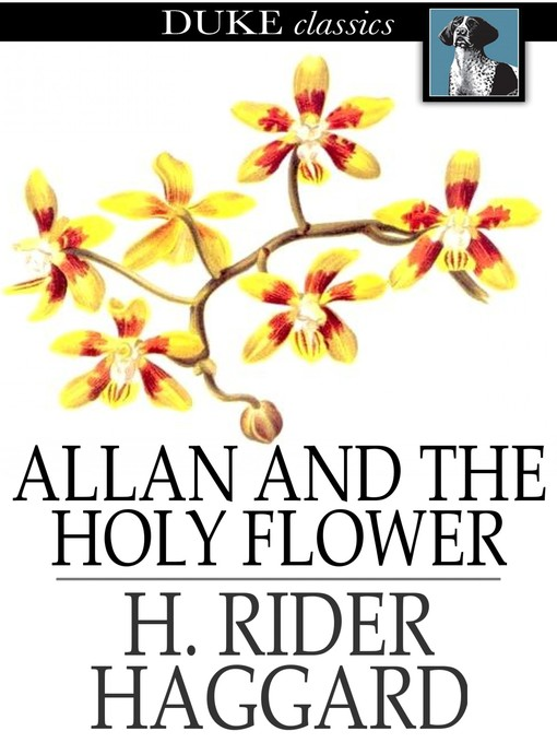Cover image for Allan and the Holy Flower