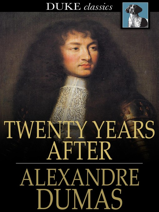 Cover of Twenty Years After