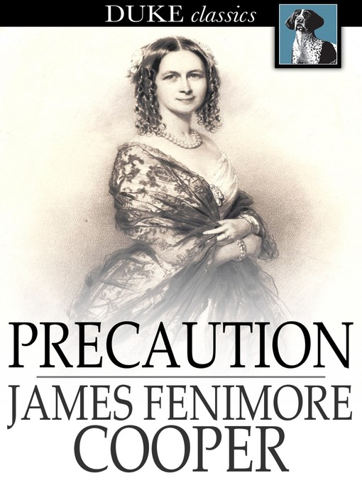 Title details for Precaution by James Fenimore Cooper - Available
