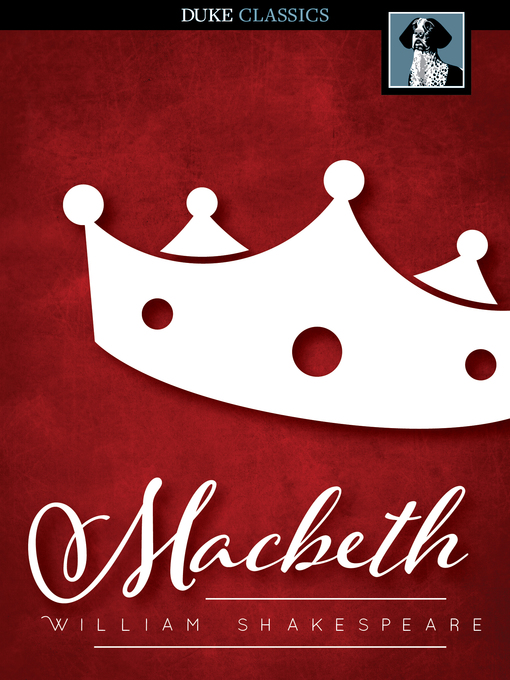 Title details for Macbeth by William Shakespeare - Wait list
