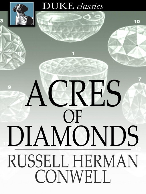 Title details for Acres of Diamonds by Russell Herman Conwell - Available