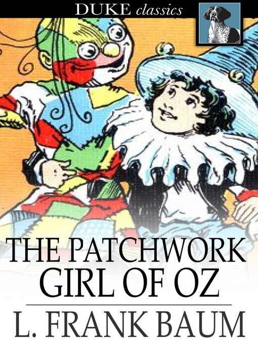 Cover of The Patchwork Girl of Oz