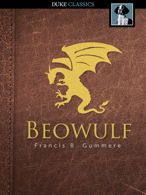Title details for Beowulf by Francis B. Gummere - Available