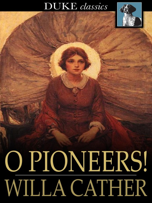 Cover of O Pioneers!