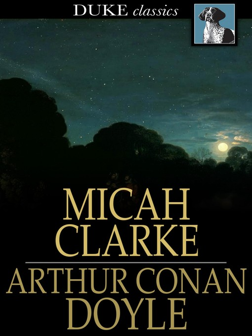 Cover of Micah Clarke