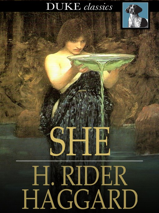 Cover of She