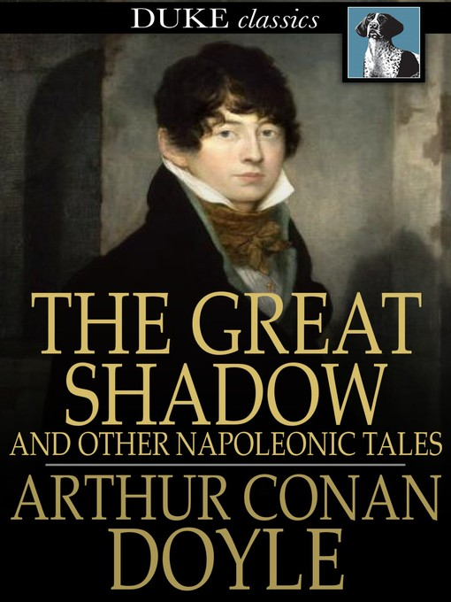 Cover of The Great Shadow