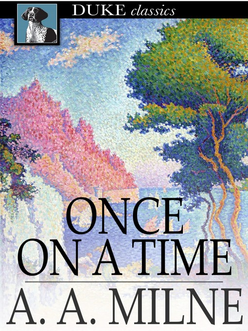 Once on a Time の表紙