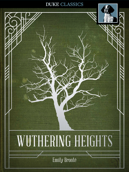 Cover image for Wuthering Heights
