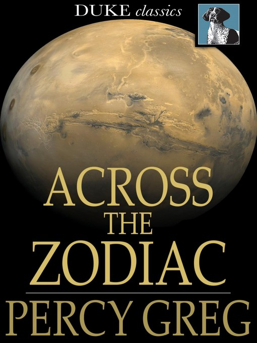 Title details for Across the Zodiac by Percy Greg - Available