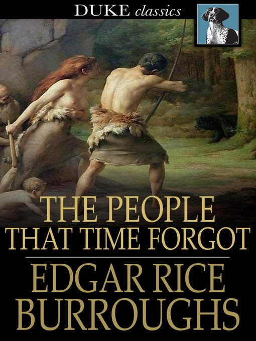 Title details for The People that Time Forgot by Edgar Rice Burroughs - Wait list