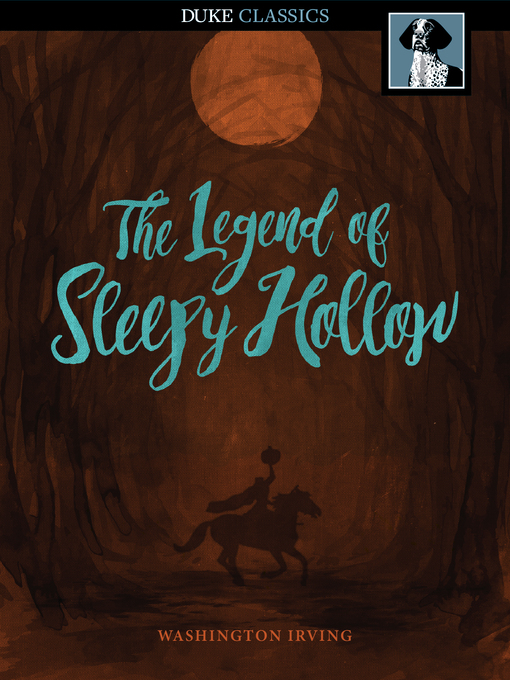 Title details for The Legend of Sleepy Hollow by Washington Irving - Wait list
