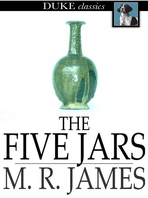 The Five Jars の表紙