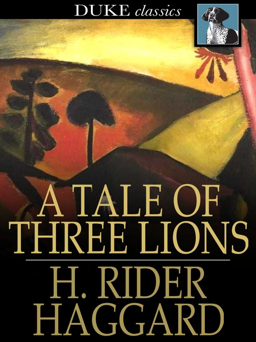 תמונה של  A Tale of Three Lions