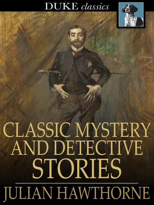 Cover of Classic English Mystery and Detective Stories