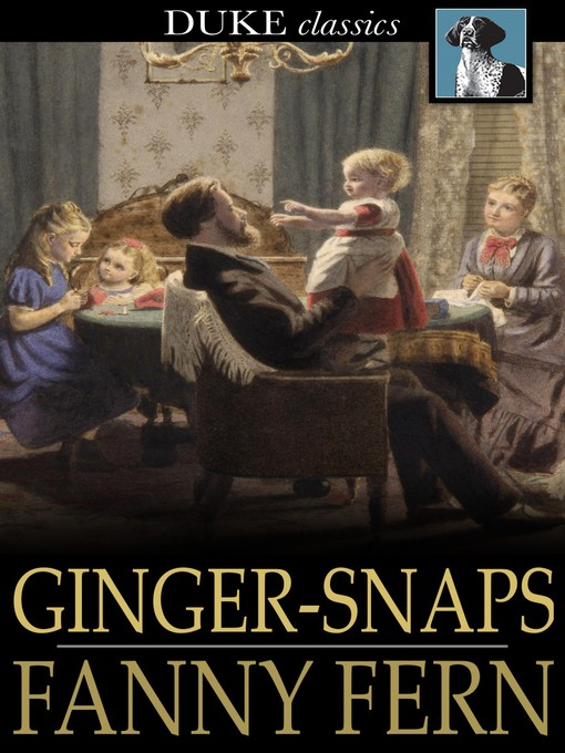 Cover of Ginger-Snaps
