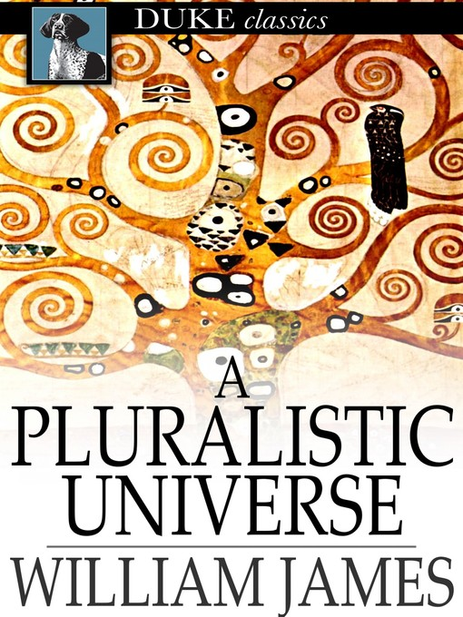 Cover image for A Pluralistic Universe