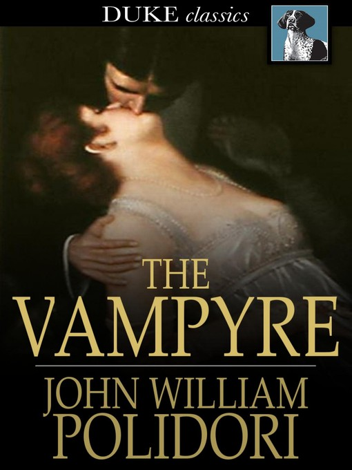 Title details for The Vampyre by John William Polidori - Wait list
