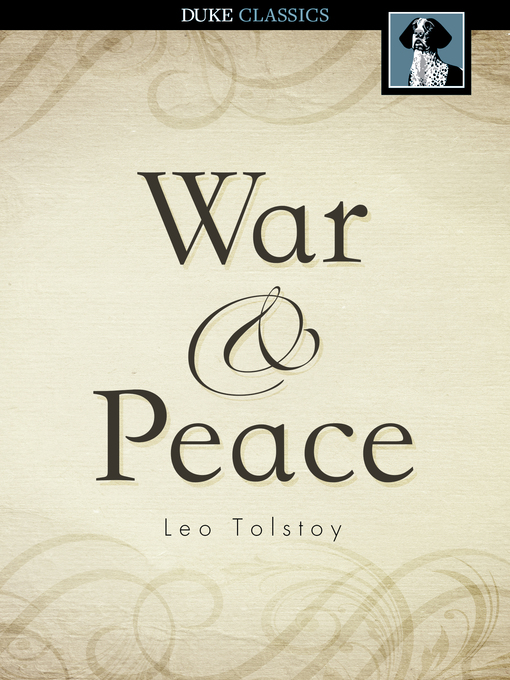 Title details for War and Peace by Leo Tolstoy - Available