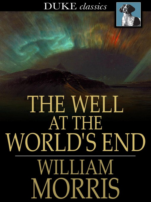 Cover of The Well at the World's End