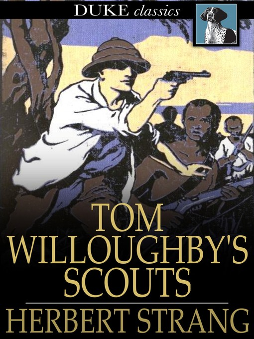 Tom Willoughby's Scoutsの画像のカバー