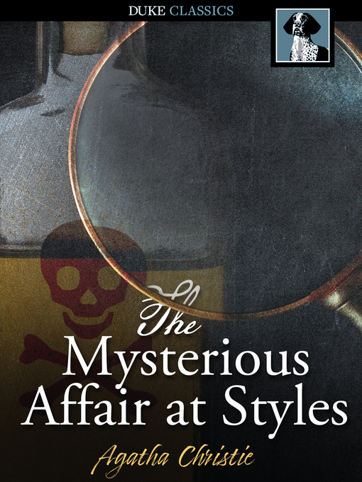 Title details for The Mysterious Affair at Styles by Agatha Christie - Wait list