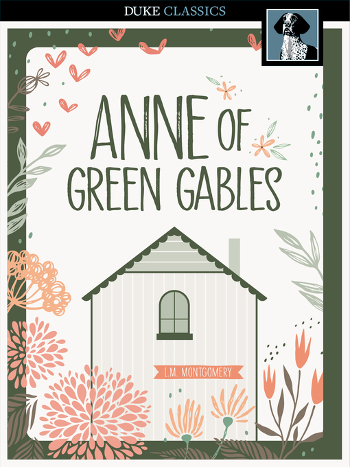 Title details for Anne of Green Gables by L. M. (Lucy Maud) Montgomery - Wait list