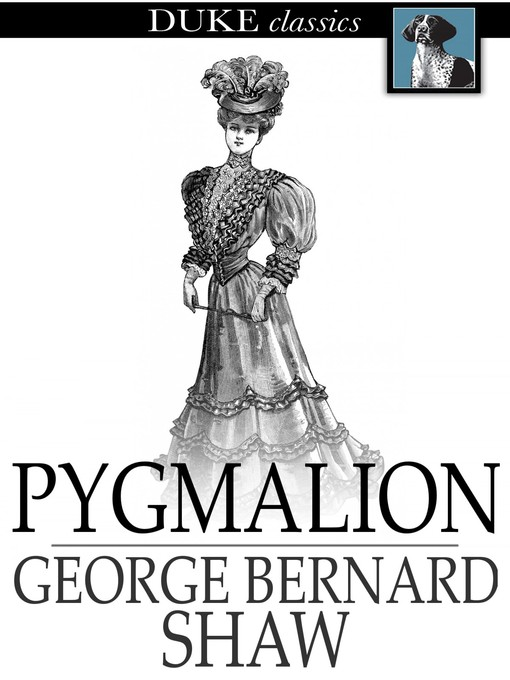 Cover of Pygmalion