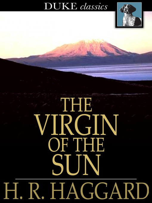 Cover of The Virgin of the Sun