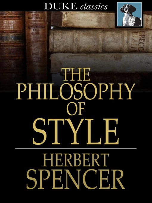 essays on education and kindred subjects herbert spencer Herbert spencer (27 april 1820 - 8 december 1903) was an english philosopher, biologist, anthropologist, sociologist, and prominent classical liberal political theorist of the victorian eraspencer developed an all-embracing conception of evolution as the progressive development of the physical.