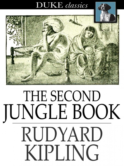 Cover of The Second Jungle Book