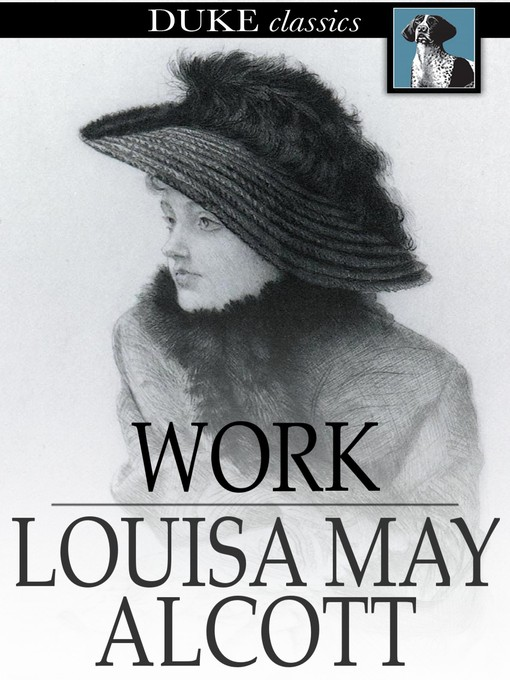Title details for Work by Louisa May Alcott - Wait list