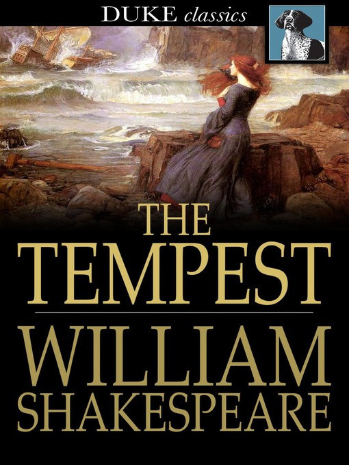 Title details for The Tempest by William Shakespeare - Available