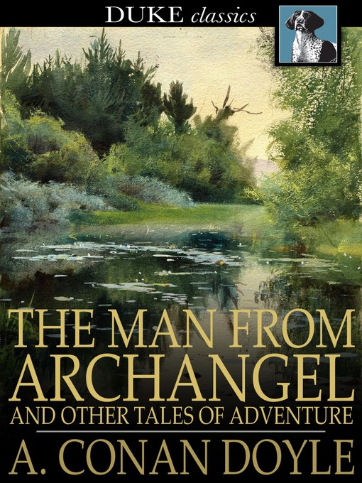 Cover of The Man from Archangel